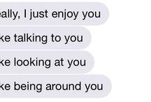 cute girlfriend texts.
