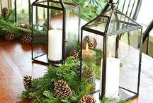 Seasonal decor: Christmas!