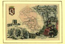 Grabados (mapas) / Colección de grabados de mapas de Córdoba y Provincia perteneciente a la Biblioteca Provincial de Córdoba. Siglos XVIII-XX.