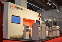 Trade shows / Lifehammer at trade shows