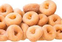Mini donutky