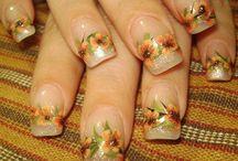Nails - Fall  / by kristi Lupkes
