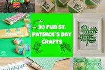 St. Patrick's Day Decor / by The Blog Helper