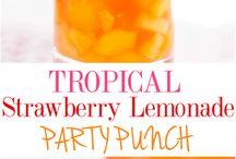 cocktails & punch