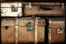 collect it~ LUGGAGE / by Wanda Gross Galloway