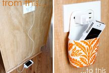 Home Ideas | Organization / by Beckie Farrant {infarrantly creative}