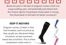 Pregnancy and Compression Socks