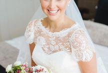 Wedding photo styling