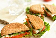 Sanwiches / Sanwiches deliciosos