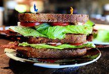 Sandwiches / by RecipeGirl {recipegirl.com}