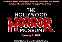 Hollywood Horror Museum Announcements