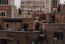 city / buildings