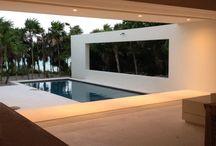 CasaXixim / Casa Xixim is a beachfront, ecoluxe, fully staffed private villa in beautiful Tulum, Mexico.