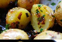 Potatoes rasted