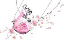 Fashion Illustration / by Diana Nguyen