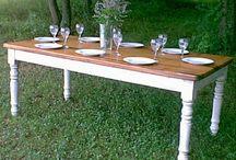Farm House Tables / by Sue Varisco