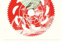 Bicycle Love / I love riding my bicycle so this is a collection that fuels my passion. :) / by Patti Pomeroy
