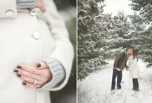 Moodboard Maternity Winter