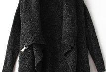 Jackets/Cardis/Sweaters & Hoodies / by Kelli Kennedy
