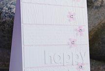 Cards: Birthdays