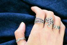 Anéis De Prata Esterlina