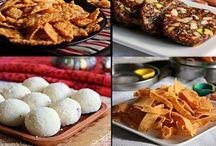 Diwali sweet and snacks