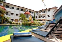 Goan Village Resort , Goa / Goan Village resort provides luxury category style, flawless services and gamut of amenities at affordable prices that makes the resort one of the most preferred properties in Goa