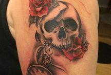 tattoos / Mina tatueringar och nästkommande