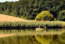 Lake Deseda Hungary