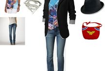 Outfits Fit For A Superhero