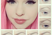 How to Eyebrow Shaping / How to have better eyebrows and how to do your brows with ease!