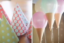 Kid Birthday Ideas / by Joleen Sylvester
