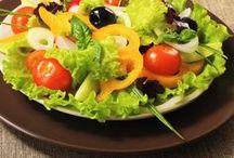 Dietas ensaladas