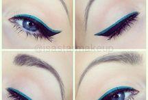 Make up for dancers