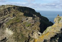 Cornwall: Tintagel and Boscastle / by Debby Zigenis-Lowery