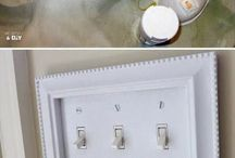Light switch covers DIY