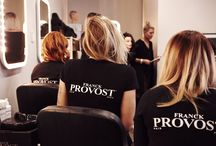 Education at Franck Provost / Education is at the heart of the Franck Provost Paris brand. Globally, we support the ongoing learning of its teachers and stylists to ensure the level of expertise is just a five-star as the service that Franck Provost is renowned for.