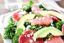 healthy eating fresh idesa / by Becki Pine