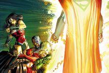 DC / Superman etc