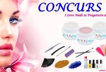 Concurs I Love Nails