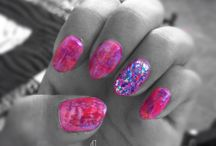 My nail art ❤️