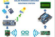 Solar Energy -Solar Arduino