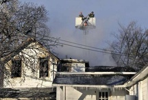 Nov. 24 fire 520 Eighth Ave S. / by St. Cloud Times newspaper/online