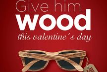 Valentine's Day ads / Valentine's Day advertising, print ads and commercials.
