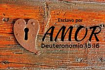 Esclavo por Amor predica cristiana / http://pasionporlapalabra.com/esclavo-por-amor/