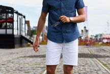 Men's Shorts - Fashion