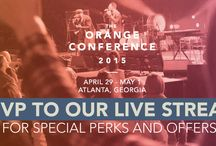 OC15 Recaps and Notes / Here, you will find a collection of articles from Orange Bloggers written about, for and while at The Orange Conference 2015. / by The reThink Group/Orange