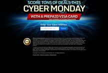 "Cyber Monday offers / Cyber Monday is a marketing term for the Monday after the Thanksgiving holiday in the United States. The term ""Cyber Monday"" was created by marketing companies to persuade people to shop online. This year Cyber Monday will fall on Monday, November 30, 2015"
