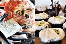 Holidays: Halloween Food / Ideas and inspiration for Halloween food