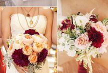 culoarea somon nunta